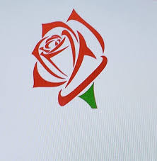 Helmet Rose Decalroses Vinyl Decal Car Window Stickerrose Etsy