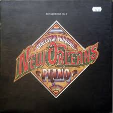 Professor Longhair - New Orleans Piano (1972, Gatefold, Vinyl) | Discogs