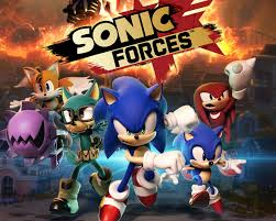 free sonic forces wallpaper in 1280x1024