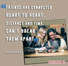 long distance friendship quotes quotes on friendship faith