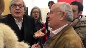 ArteFiera Bologna, il papà della Borgonzoni a Sgarbi: