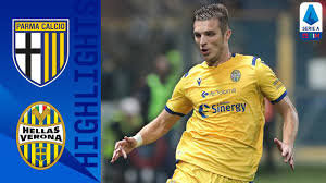 Parma vs Hellas Verona Highlights