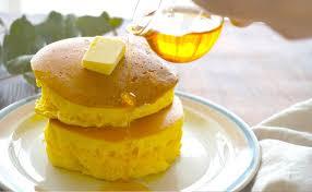 ホットケーキミックスで簡単!しあわせのふわしゅわパンケーキ - トクバイニュース