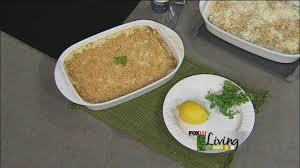 seafood casserole - YouTube