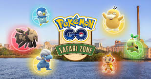 Trainers, Niantic has just announced the world's first Safari Zone ...