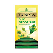 twinings pure peppermint herbal
