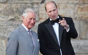 Prince Charles reveals he nearly cried when Prince William praised his hard  work on Duchy of Cornwall