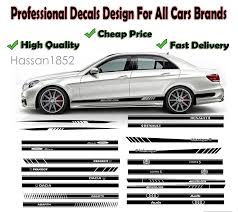 Make Side Stripe Decals Any Design You Want For Any Car By Hassan1852