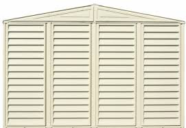 woodbridge 10 x 8 vinyl storage shed