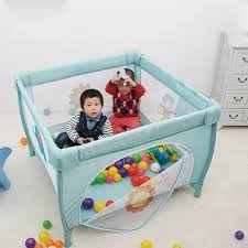 Folding Baby Safety Playpen Baby Play Fence Baby Safety Play Pen Wholesale Baby Furniture Products On Tradees Com