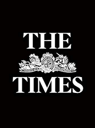 Image result for the times
