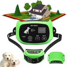 2 Dog Pet Wireless Collar Electronic Shock Fence Containment Vibration Training Transmitter Systems Buy At A Low Prices On Joom E Commerce Platform