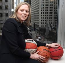 Val Ackerman Signs On For Three More Years As Big East Commish