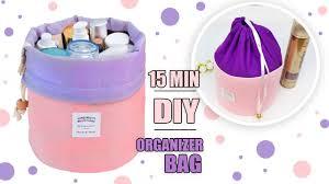 diy organizer storage beauty bag ot of