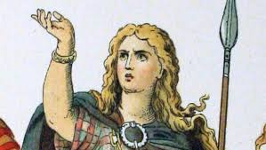 The crazy life and death of the warrior queen Boudica