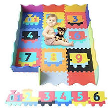 Han Mm Baby Foam Mat With Fence Non Toxic Crawl Mat Baby Tiles Play Puzzle Mat With Softer Thicker Eva Foam Mat For Kids Eva Foam Mats Baby Play Mat Puzzle Mat