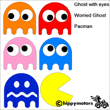 Pacman Additional Characters