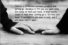 goodbye quotes sayings com