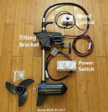 china brushless electric thruster