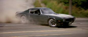 Just A Car Guy 1973 Fire Bird Trans Am Was The Car In A John Wayne Movie You Might Not Have Seen Mcq Inspired By Bullitt A Role Wayne Turned Down And