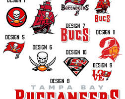 Tampa Bay Buccaneers Decal Etsy
