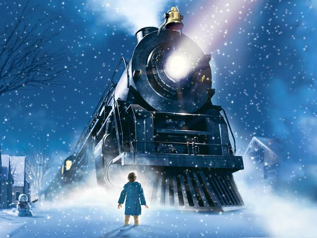 The polar express""