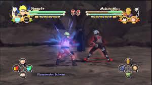 Naruto Shippuden Ultimate Ninja Storm 3 - Team Jutsu Trophy! - YouTube
