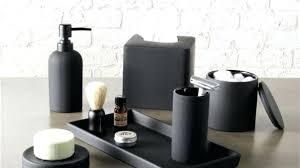 slate bathroom accessories