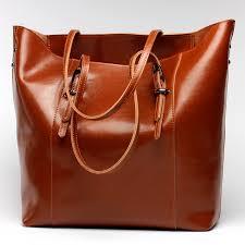 women handbag genuine leather shoulder