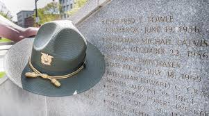 On #PeaceOfficersMemorialDay, members of... - New Hampshire State Police |  Facebook