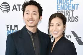 Steven Yeun and Joana Pak welcome baby No. 2