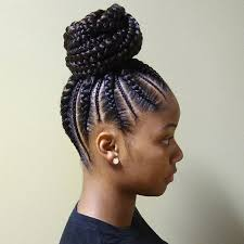 braided hairstyle ideas for black women