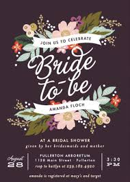 23 bridal shower invitation ideas that