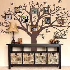 Family Tree Vinyl Wall Decals Mafent Family Tree Wall Decal Quote Family Like Branches A Tree Lettering Tree Wall Sticker For Bedroom Decoration Coffee Brown Equalmarriagefl Vinyl From Family Tree Vinyl