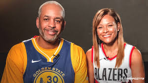 NBA news: Dell and Sonya Curry's shirts rep both Warriors, Blazers in Game 3