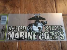 Marine Corps Ega Window Decal Bumper Sticker Officially Licensed M C Product Collectibles Stickers Decals Ihslyrics Com
