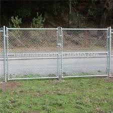 Chainlink Fence Gate