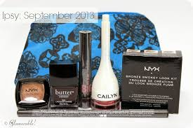 ipsy glam bag unboxing and review