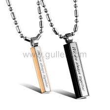 married pendants jewelry set