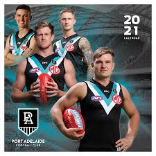 AFL Port Adelaide Power Wall Calendar ...