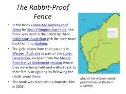 Follow The Rabbit Proof Fence Book Essay Cqakpc Lanenresy Info