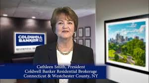Coldwell Banker Residential Brokerage Cathleen Smith's Message - YouTube
