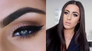 prom makeup look 2016 using carli bybel