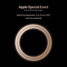 Evento Apple il 12 settembre è ufficiale: ecco le novità attese - Digitalic