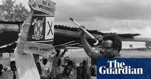 Bishop Abel Muzorewa | Zimbabwe | The Guardian