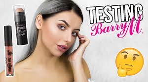 essence soft and natural makeup test