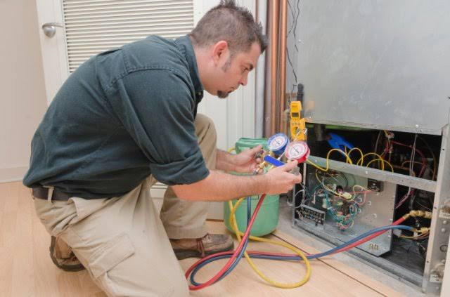Castle Rock heater repairs