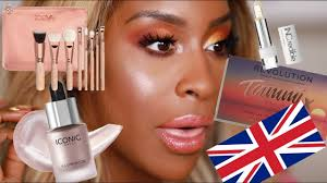 full face of makeup brands from the uk