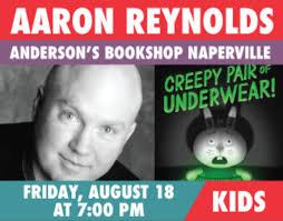 Aug 18   Aaron Reynolds Kids Author Event   La Grange, IL Patch