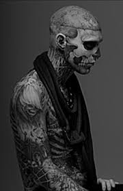 man with most tattoos in the world